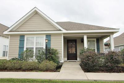 Single Family Home For Sale: 324 Legacy Blvd.