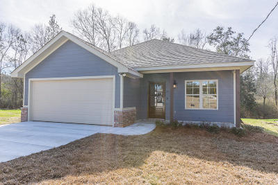 Purvis Single Family Home For Sale: 39 Logaras Cir.