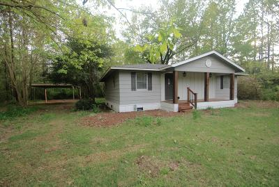 Sumrall Single Family Home For Sale: 1069 Old Hwy 24
