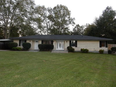 Seminary, Sumrall Single Family Home For Sale: 211 Pine St.