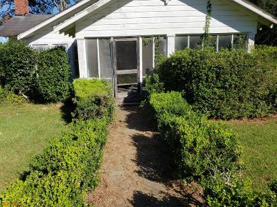 Hattiesburg Single Family Home For Sale: 1902 Edwards St.