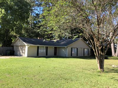 Hattiesburg Single Family Home For Sale: 1005 S 28th