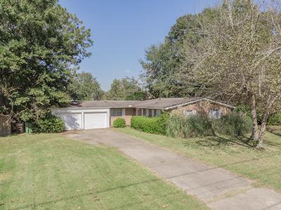 Hattiesburg Single Family Home For Sale: 2903 Prince George Rd.