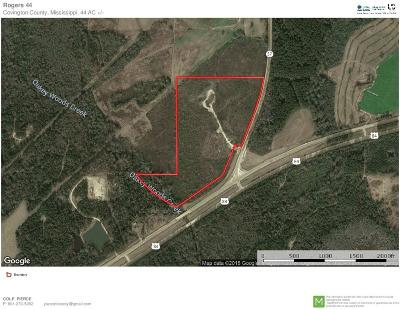Covington County Residential Lots & Land For Sale: Hwy 84 East