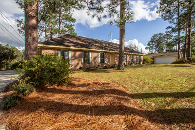Single Family Home For Sale: 508 Southeast Cir.