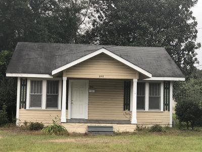 Petal MS Single Family Home For Sale: $49,900