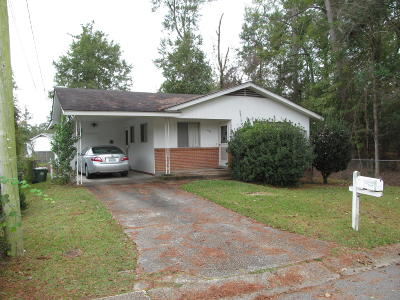 Hattiesburg Single Family Home For Sale: 806 Mable St.