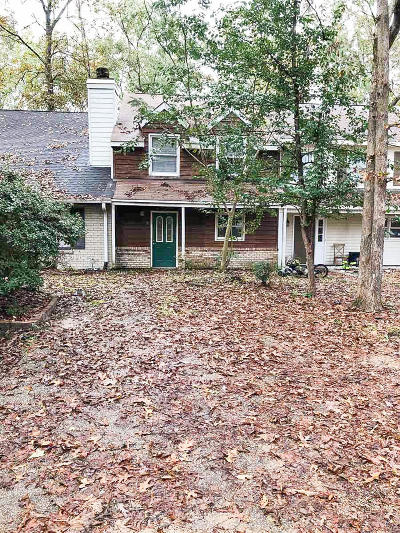 Hattiesburg MS Condo/Townhouse For Sale: $62,000