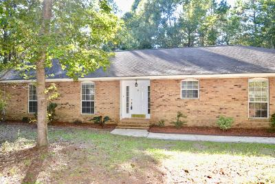 Hattiesburg Single Family Home For Sale: 78 S Lake Estates Dr.