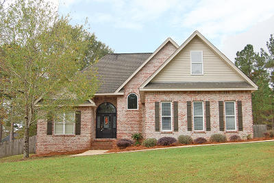 Hattiesburg MS Single Family Home For Sale: $249,000