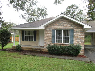 Petal Single Family Home For Sale: 805 Mildred St.