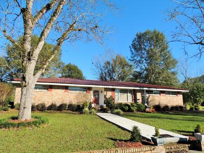 Purvis Single Family Home For Sale: 36 Katie St.