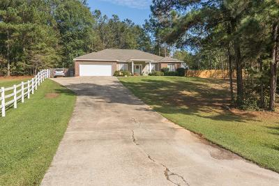 Hattiesburg MS Single Family Home For Sale: $224,900