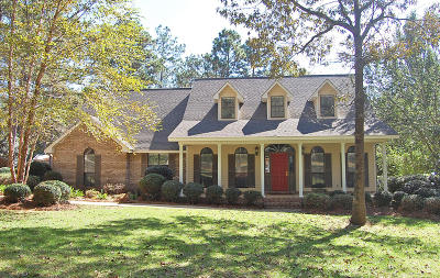 Purvis Single Family Home For Sale: 90 James Switzer Rd.