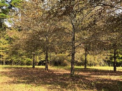 Covington County Residential Lots & Land For Sale: Bash Blackwell Rd.