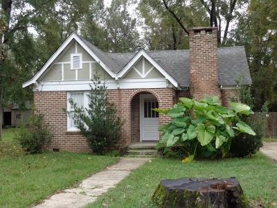 Hattiesburg Single Family Home For Sale: 321 Park Ave.