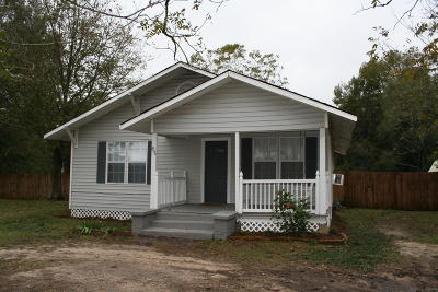 Petal Single Family Home For Sale: 706 South George St.