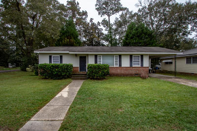 Hattiesburg Single Family Home For Sale: 1712 Creekmore Ln.
