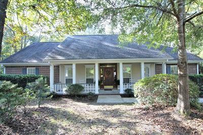 Hattiesburg Single Family Home For Sale: 5 Crimson Wood
