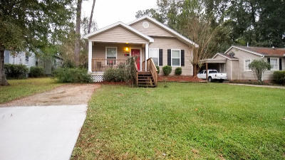 Hattiesburg Single Family Home For Sale: 1814 Brooklane