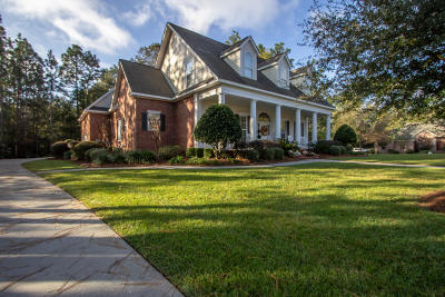 Hattiesburg MS Single Family Home For Sale: $379,900