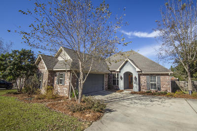 Clear Creek Single Family Home For Sale: 9 Ridgeside