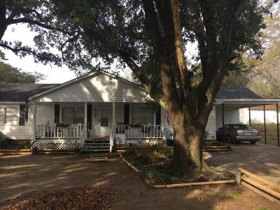 Hattiesburg Single Family Home For Sale: 1815 Pearl St.