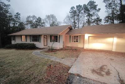 Hattiesburg Single Family Home For Sale: 3501 Rosewood Dr.