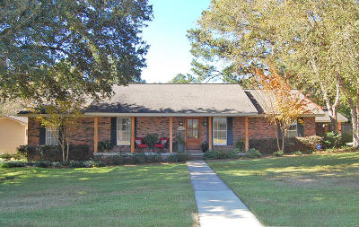Hattiesburg Single Family Home For Sale: 317 S 32nd Ave.