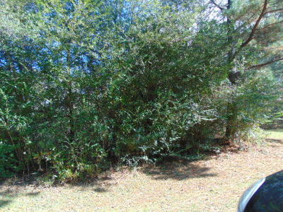 Seminary, Sumrall Residential Lots & Land For Sale: Charlie Moore Road