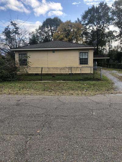 Hattiesburg Single Family Home For Sale: 605 Katie