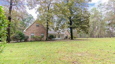 Petal, Purvis Single Family Home For Sale: 221 Morrow Rd.