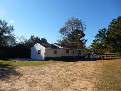 Collins Single Family Home For Sale: 105 Jones Chapel Rd.