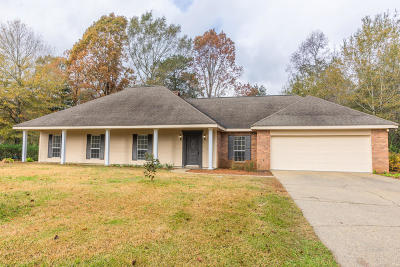 Hattiesburg Single Family Home For Sale: 277 Daisey Ave.