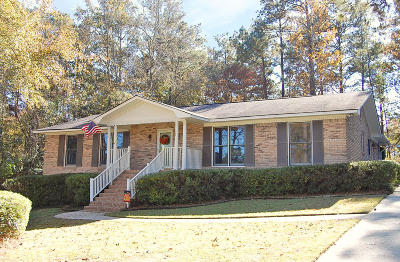 Hattiesburg Single Family Home For Sale: 104 Baywood Dr.