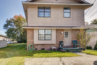 Hattiesburg Multi Family Home For Sale: 100 S 11th Ave.