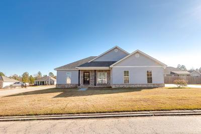 Hattiesburg Single Family Home For Sale: 2 Trillium