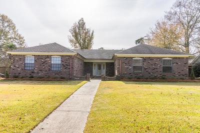 Hattiesburg Single Family Home For Sale: 3102 Prince George