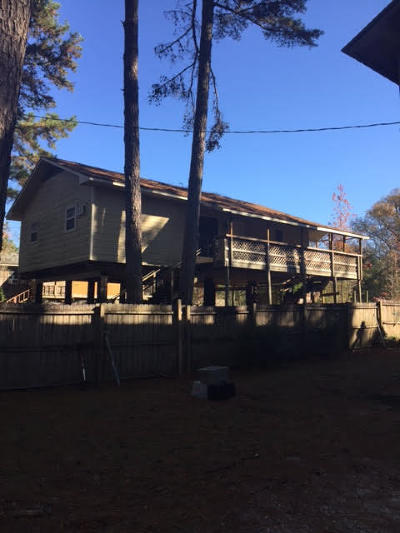 Hattiesburg Single Family Home For Sale: 44 Turtle Bluff
