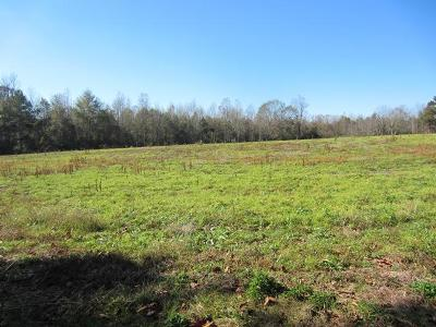 Seminary, Sumrall Residential Lots & Land For Sale: Military (9.94 +/- Ac) Rd.