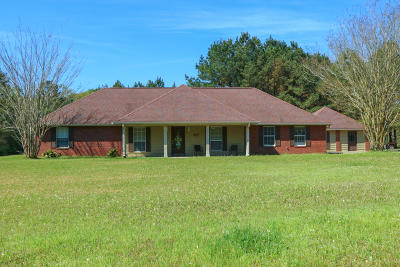 Covington County Single Family Home For Sale: 29 Seminary-Sumrall Rd.
