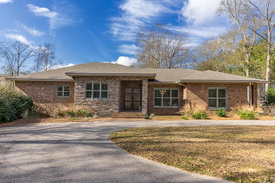 Petal, Purvis Single Family Home For Sale: 49 Steelman
