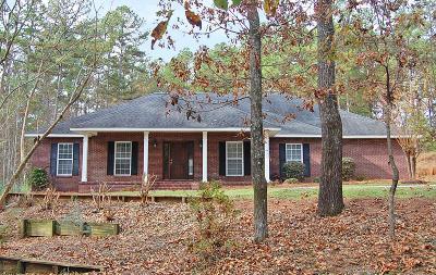 Hattiesburg Single Family Home For Sale: 15 White Oaks Ln.