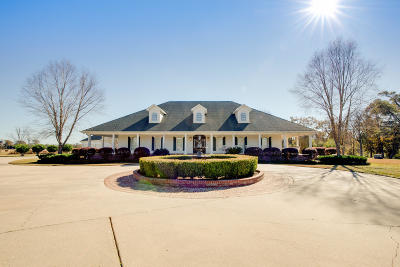 Petal Single Family Home For Sale: 692 Morriston Rd.