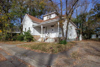 Hattiesburg Multi Family Home For Sale: 608 Hall Ave.