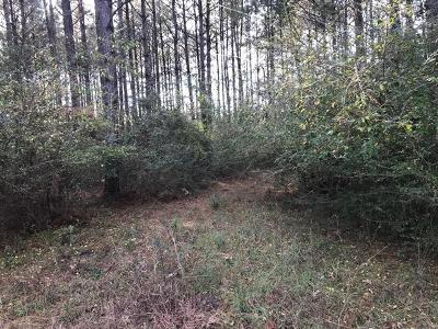 Sumrall Residential Lots & Land For Sale: Foster (30 +/-) Rd.