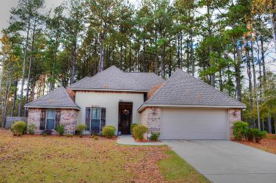 Dandridge Single Family Home For Sale: 91 Creedmoor