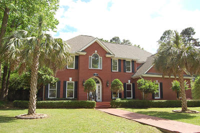 Single Family Home For Sale: 126 W Canebrake Blvd.