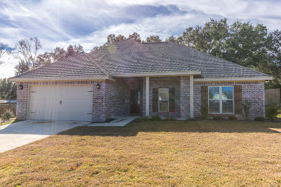 Hattiesburg MS Single Family Home For Sale: $185,000