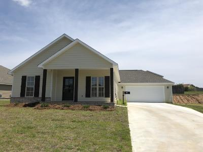 Hattiesburg Single Family Home For Sale: 27 Cosmos